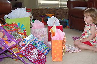 Birthday AM Presents